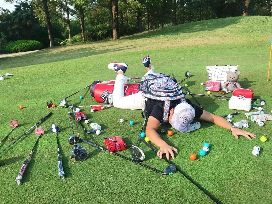 高尔夫球杆也能以旧换新?还是高科技球杆!